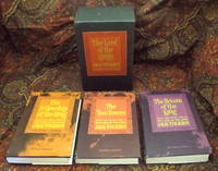 The Lord of the Rings, 2nd US Edition, 3 Book Set in Publishers Slipcase