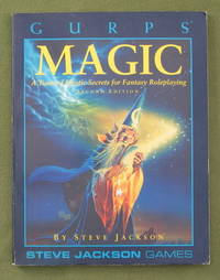 image of GURPS Magic (2nd Edition) - PLAY COPY