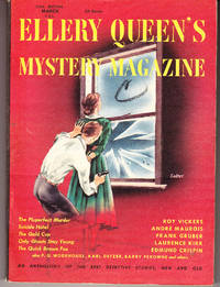 Ellery Queen's Mystery Magazine March 1952, Vol. 19 No. 99