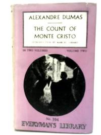 image of The Count of Monte Cristo Volume 2