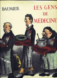 Les Gens De Medecine Dans L'oeuvre De Daumier