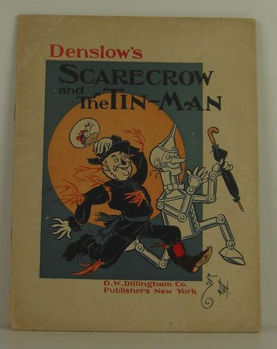 G.W. Dillingham Company, 1904. 1st Edition. Soft cover. Near Fine/No Jacket. 4to, pictorial wraps, n...