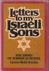 image of Letters to My Israeli Sons
