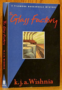 The Glass Factory: A Filomena Buscarsela Mystery (SIGNED)