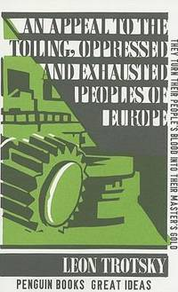 An Appeal to the Toiling, Oppressed and Exhausted Peoples of Europe