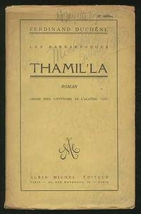 image of Les Barbaresques: Thamil'la