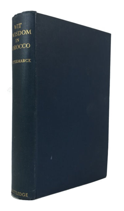 London: Routledge, 1930. 1st ed. Hardcover. Very Good. index, xi, 448p. Original blue cloth. 22cm. R...