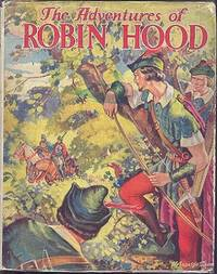 The Adventures of Robin Hood (Favourite Story Books Series)