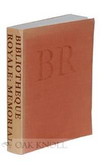 BIBLIOTHÈQUE ROYALE MÉMORIAL 1559-1969