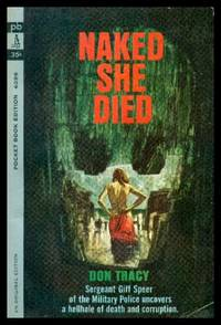 NAKED SHE DIED - A Giff Speer Mystery