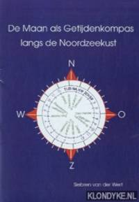 De maan als getijdenkompas langs de Noordzeekust
