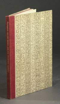 Fifteenth century books and the twentieth century: an address É and a catalogue of an exhibitionÉ