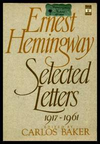 SELECTED LETTERS 1917 - 1961