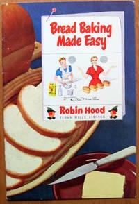Bread Baking Made Easy (Vintage Ephemera)