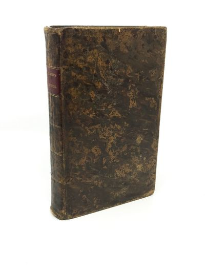 Philadelphia: Kimber & Sharpless, 1832. Sixth Edition. Hardcover. Text spotted, otherwise externally...