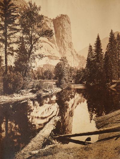 Washington Column Yosemite.