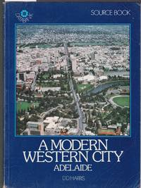 image of A Modern Western City Adelaide - Databank Source Book