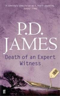 death of an expert witness (pb)