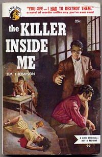 collectible copy of The Killer Inside Me