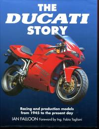 image of The Ducati Story : Racing and Production Models from 1945 to the present day