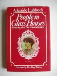 People In Glass Houses  -  Growing Up At Government House