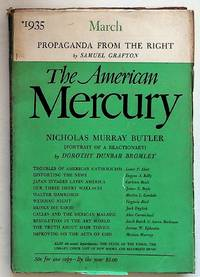 The American Mercury Volume XXXIV, Number 135, March 1935