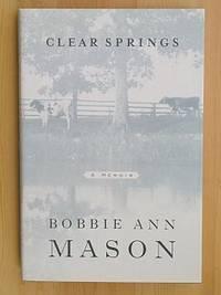 CLEAR SPRINGS: A Memoir