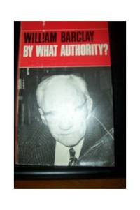 image of By What Authority?