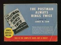 The Postman Always Rings Twice (Armed Services Edition, Q-2) [*SIGNED*]