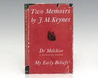 image of Two Memoirs. Dr. Melchior: A Defeated Enemy And My Early Beliefs.