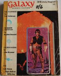 Galaxy Magazine December 1966 Vol 25 No 2