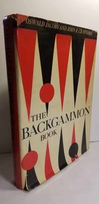 image of The Backgammon Book