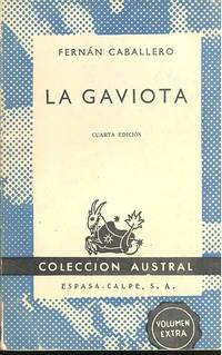 La gaviota. by  1796-1877  Fernán - 1960 - from Joseph Valles - Books and Biblio.co.uk