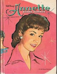 image of ANNETTE - Sierra Summer - [Walt Disney ref.]