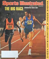 image of Sports Illustrated Magazine, September 12, 1977 (Vol 47, No. 11) : The Big  Race - Juantorena Beats Boit