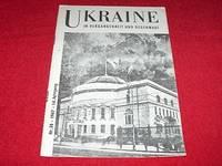 Ukraine in Vergangengeit Und Gegenwart [Number 38, 1967]