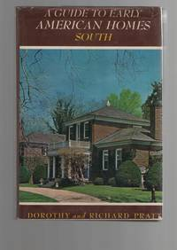 image of A Guide to Early American Homes South