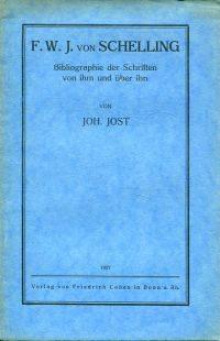F. W. J. von Schelling.