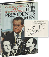 image of All the President's Men (Signed First Edition)
