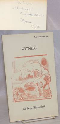 Witness [signed]