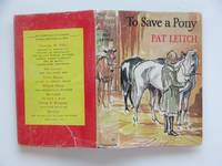 image of To save a pony