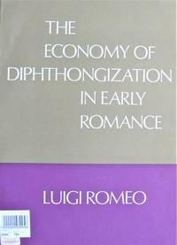 image of The Economy of Diphthongization in Early Romance