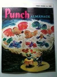 PUNCH  ALMANACK  PUNCH AWARDS for 1968   1 NOVEMBER 1968