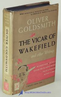 The Vicar of Wakefield and Other Writings (Modern Library #291.1)