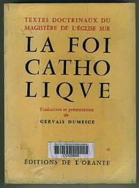 La Foi Catholique :
