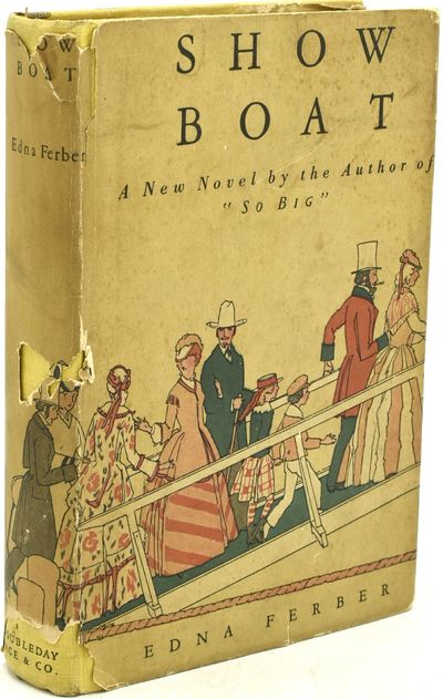 New York: Doubleday, Page & Co, 1926. First Edition. Hard Cover. Good binding/Fair dust jacket. A Fi...