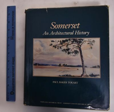 Annapolis, MD: Maryland Historical Trust, 1990. Hardcover. VG/Good (light shelfwear to boards, overa...