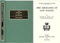 The Mechanics of Law Making