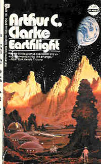 Earthlight by  Arthur C Clarke - Paperback - Tenth Printing - 1972 - from Orielis' Books and Biblio.co.uk