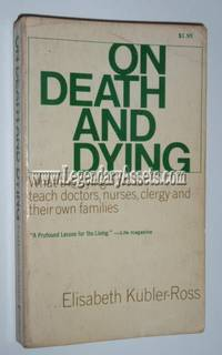 essay on death and dying by elisabeth kubler-ross Elisabeth kubler-ross essay switzerland elisabeth kubler-ross was the oldest of triplets questions and answers on death and dying.